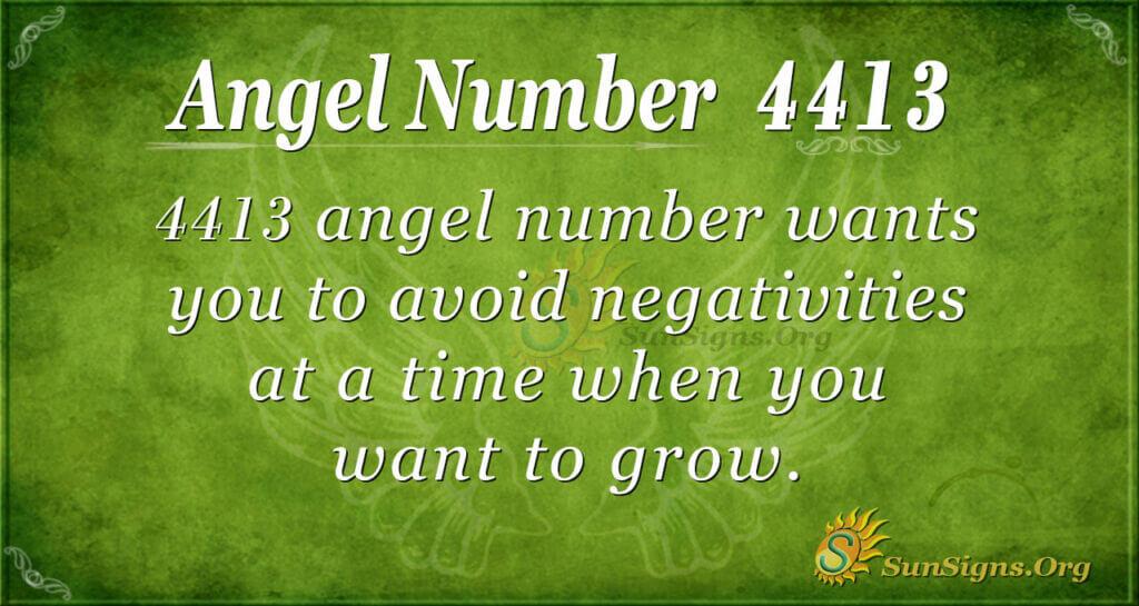 4413 angel number