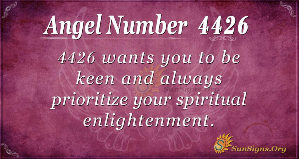 4426 angel number