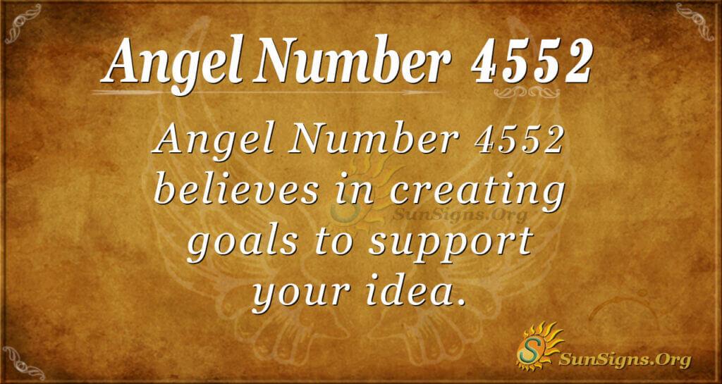 4552 angel number