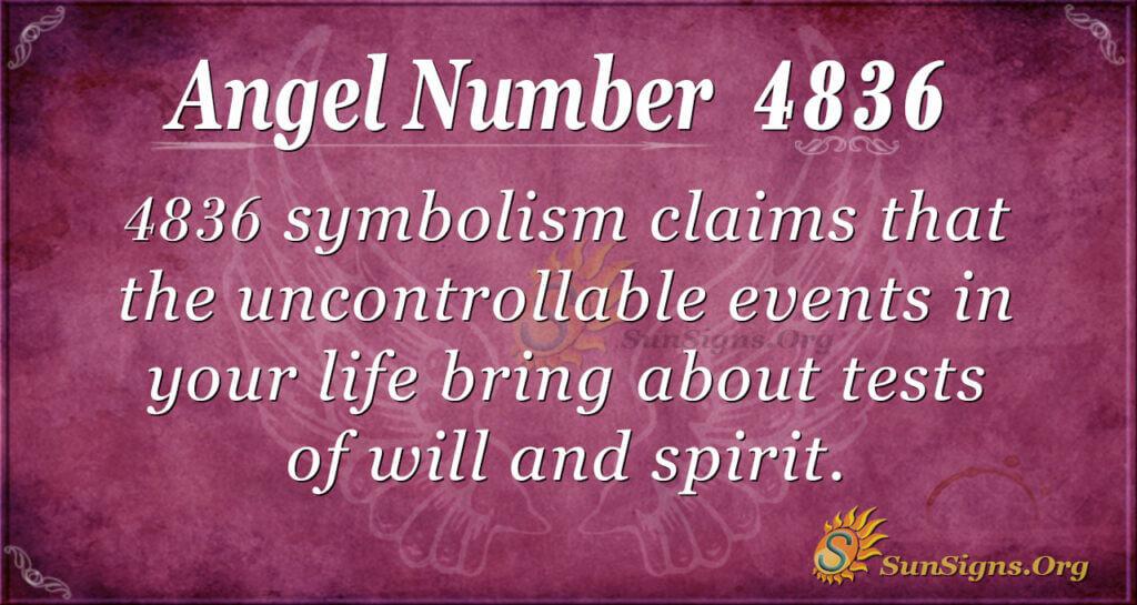 4836 angel number