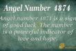 4874 angel number