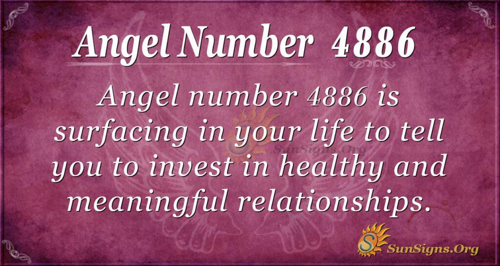 4886 angel number