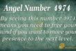 4974 angel number