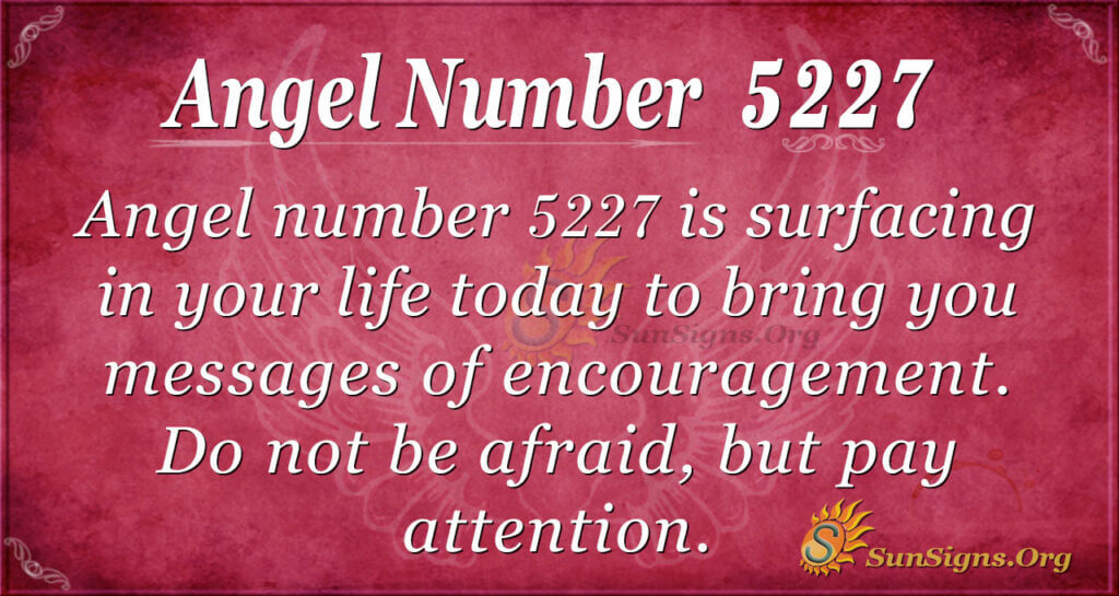 5227 angel number