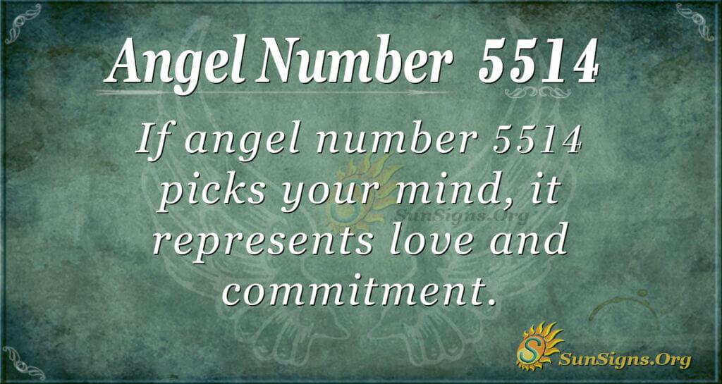 5514 angel number