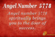 5778 angel number