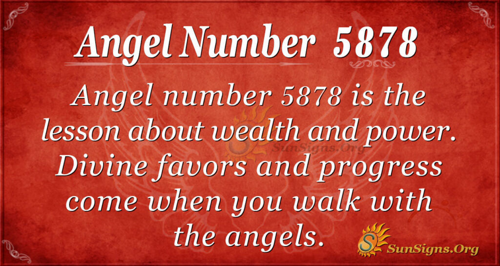 5878 angel number