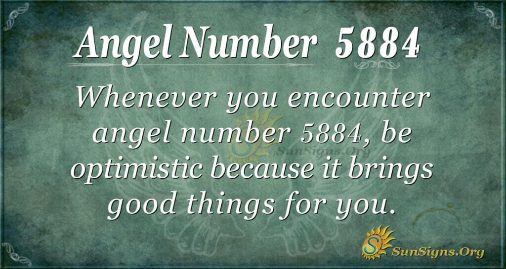 5884 angel number