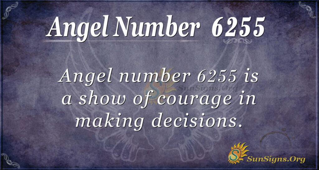 6255 angel number