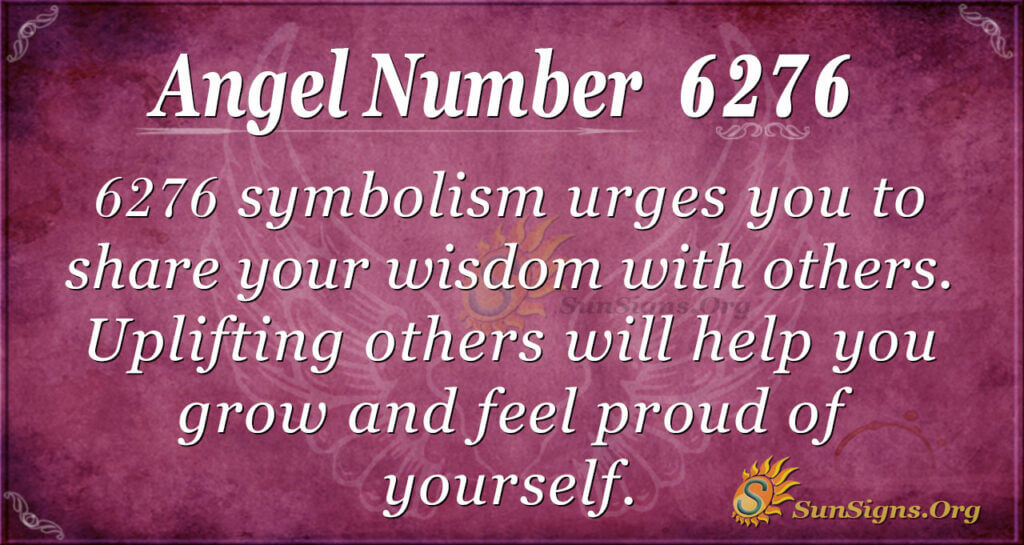 6276 angel number