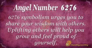6276 angel number