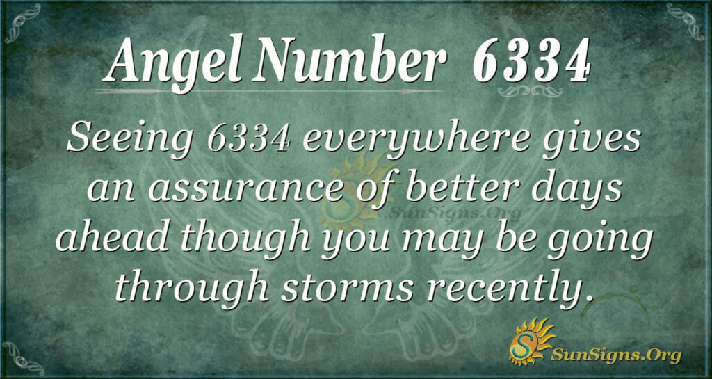 6334 angel number