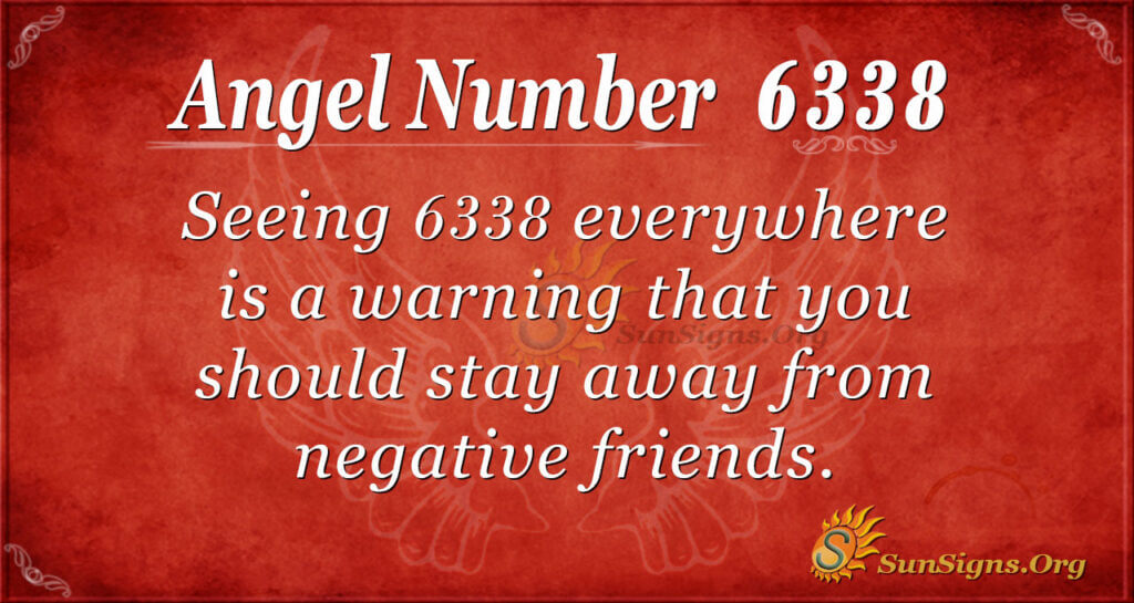 6338 angel number