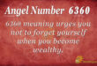 6360 angel number