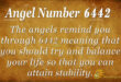 6442 angel number