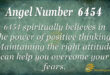 6454 angel number