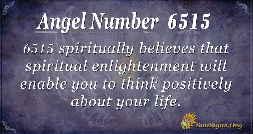 6515 angel number