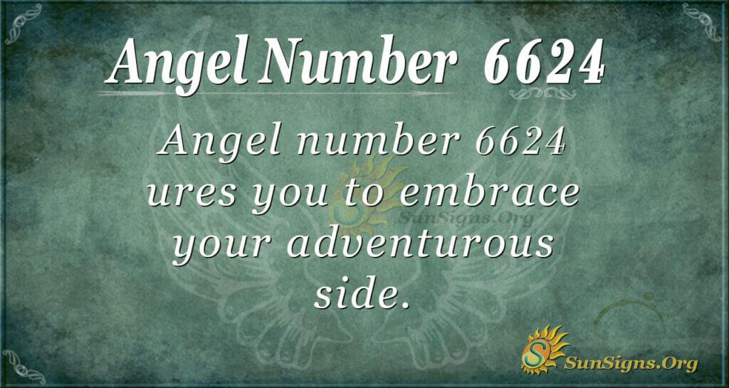 6624 angel number