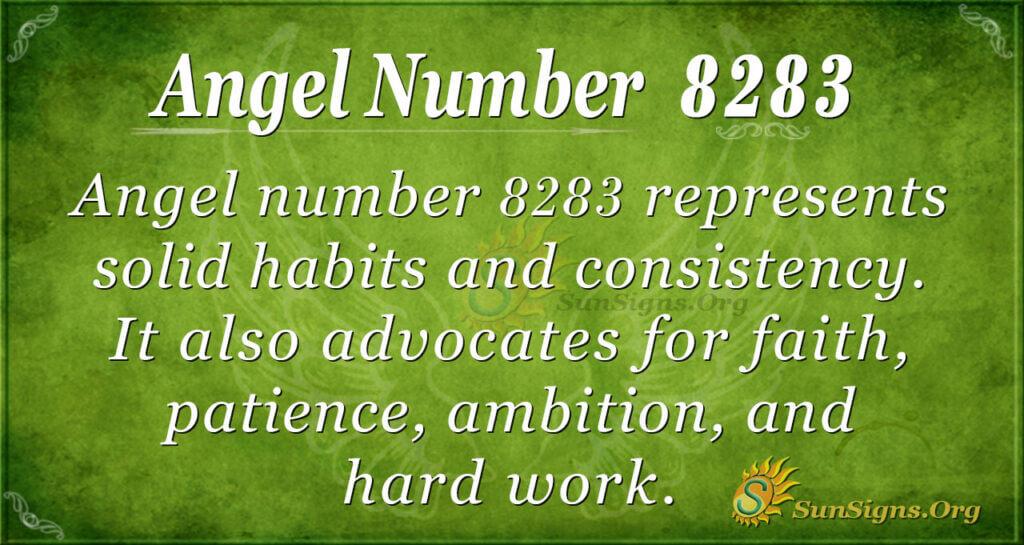 8283 angel number