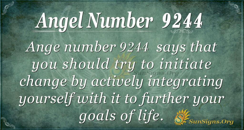 9244 angel number