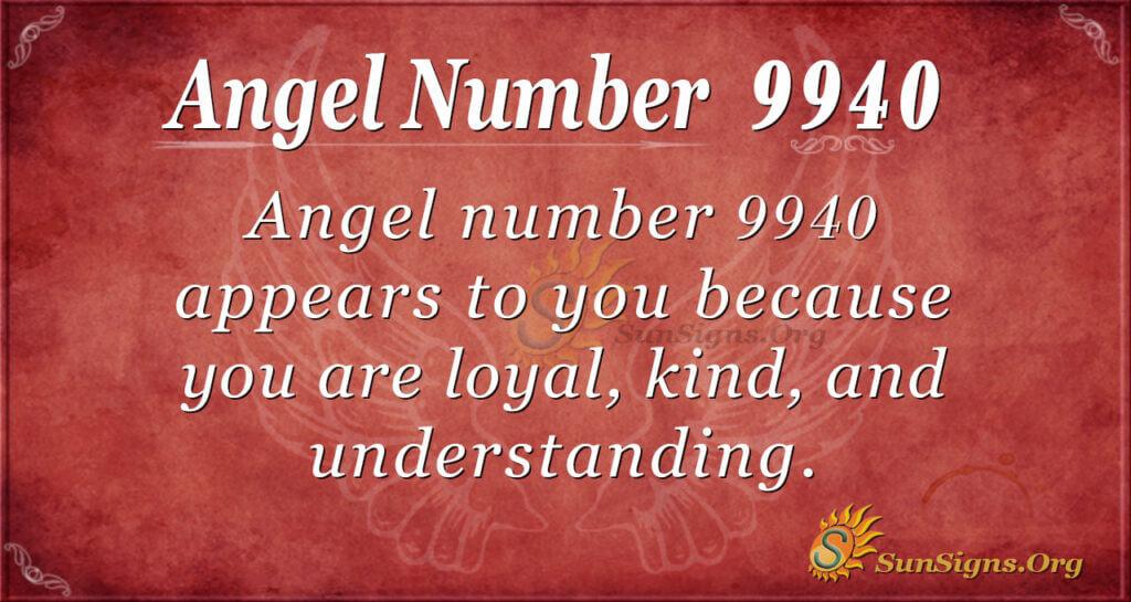 9940 angel number