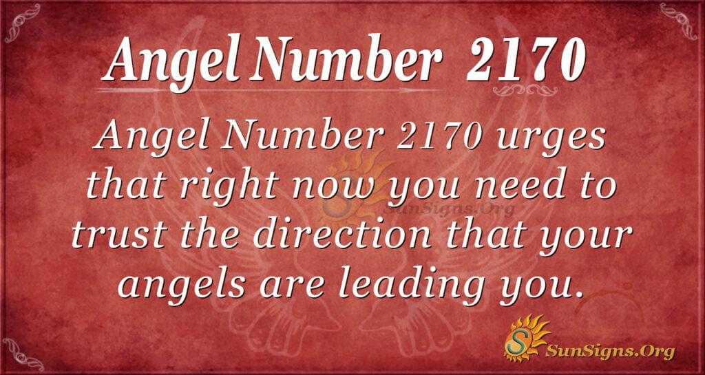 2170 angel number