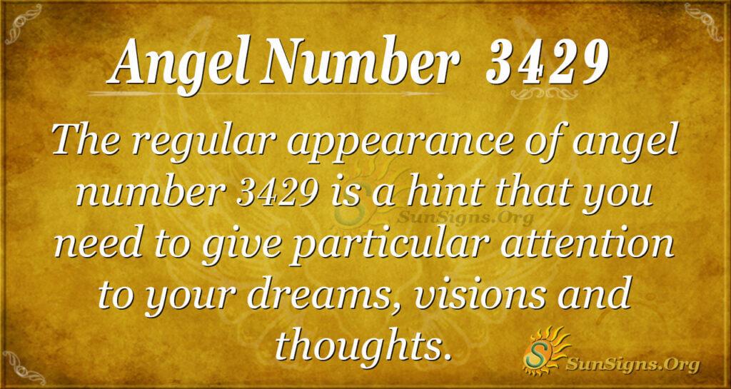 3429 angel number