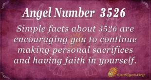 3526 angel number