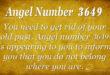 3649 angel number