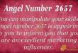 3657 angel number