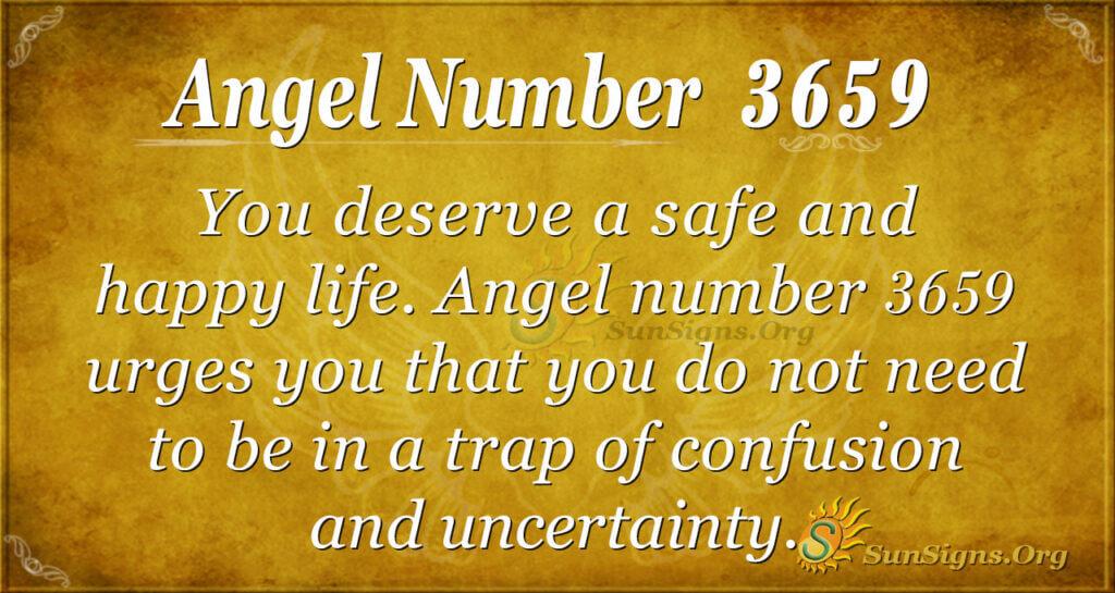3659 angel number