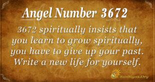 3672 angel number