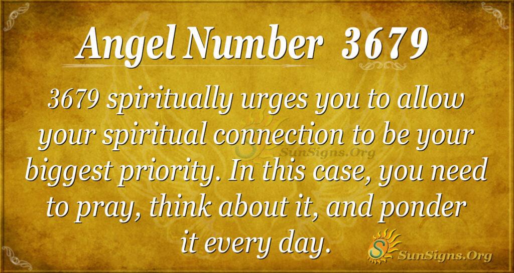 3679 angel number