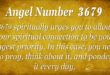3679 angel number