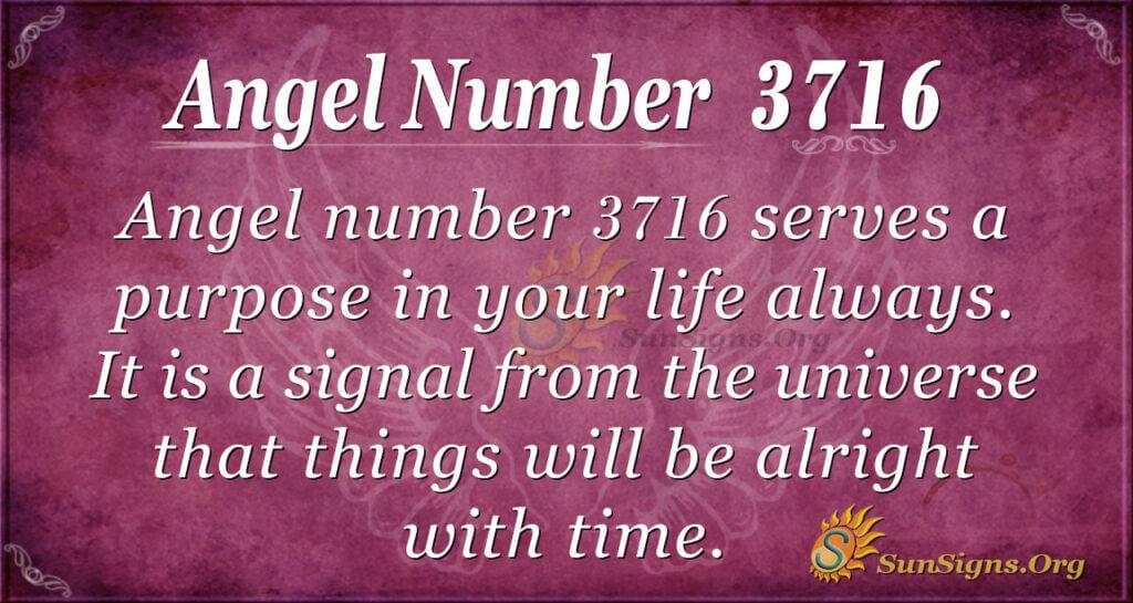 3716 angel number