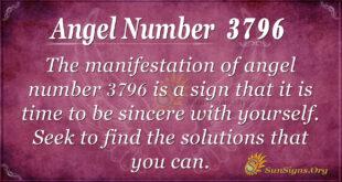3796 angel number