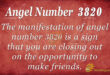 3820 angel number