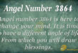 3864 angel number
