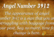 3912 angel number