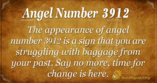 3912 angel number
