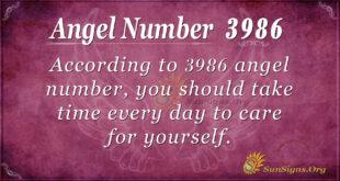 3986 angel number