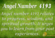 4193 angel number