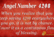 4208 angel number