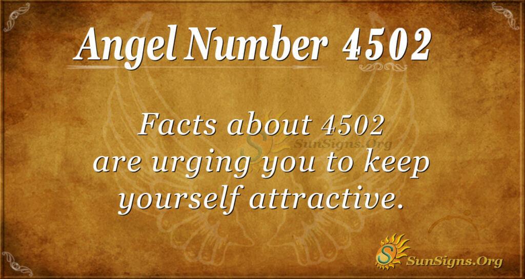 4502 angel number