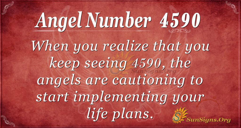 4590 angel number