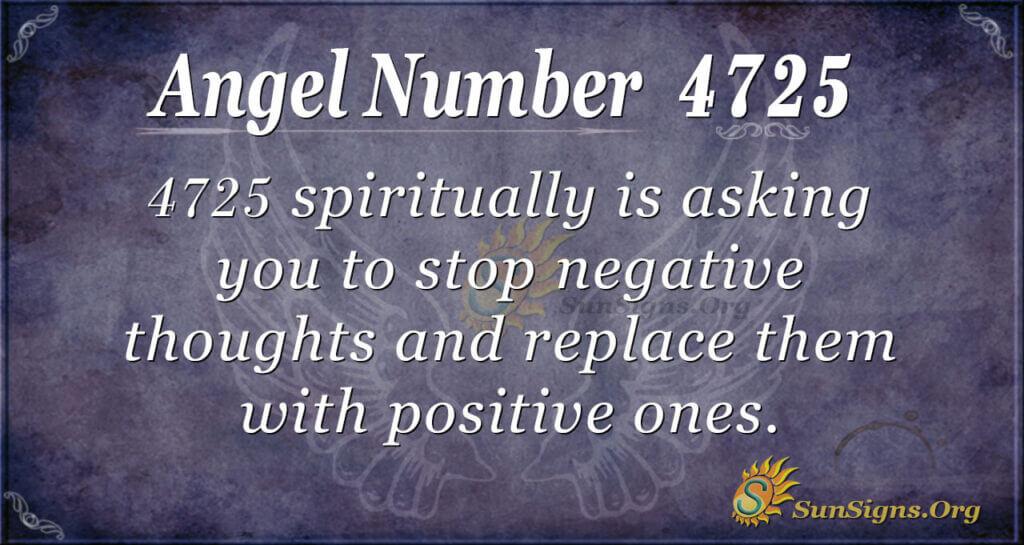 4725 angel number