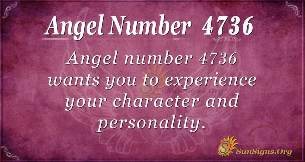 4736 angel number
