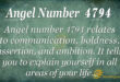 4794 angel number