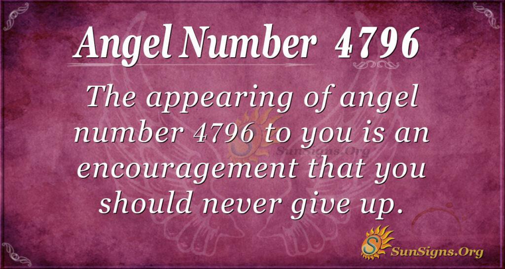 4796 angel number