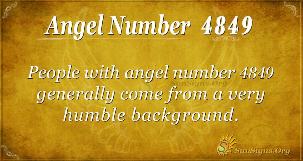 4849 angel number